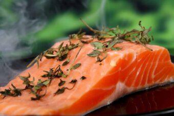 Saumon et perte de poids
