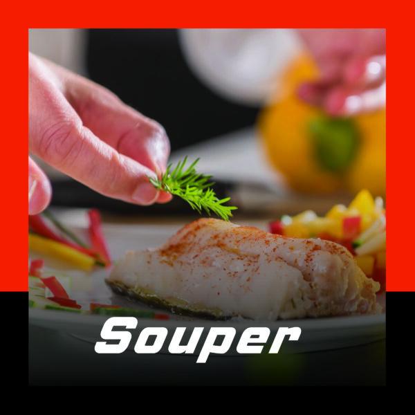 Recueil de recettes du souper
