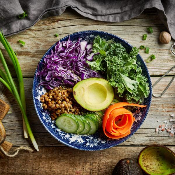 Achetez des salade repas sante en forfait au choix du chef scaled