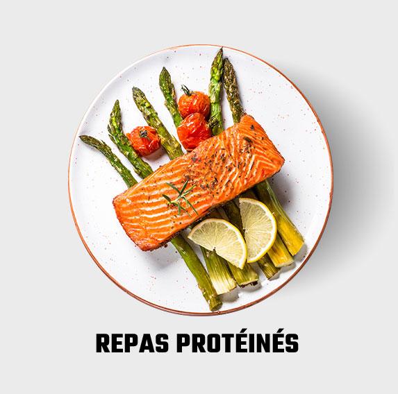 Repas Protéinés